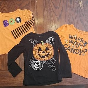 Lot of Halloween Shirts
